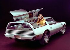 Pontiac Trans-Am Type K Concept
