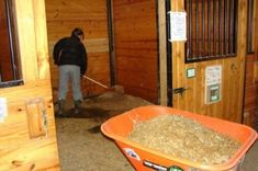 Stall Floor Materials and Drainage – Horses Horse Stalls, Horse Barns, Horses, Horse Manure, Horse Information, Dream Barn, Farm Life, Daily Cleaning, Flooring