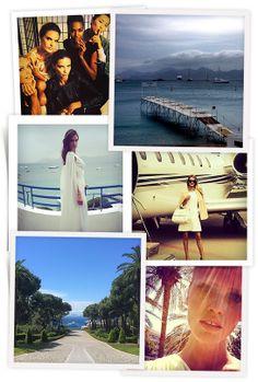 Le Festival de Cannes sur Instagram, Jour6 http://www.vogue.fr/mode/experiences-digitales/diaporama/le-festival-de-cannes-sur-instagram-jour6/18823