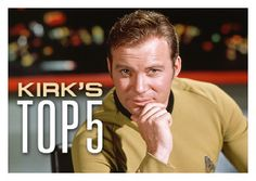 Kirk's Top 5