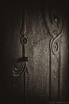 Old Armenian Doors by Suren Manvelyan