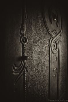 Richard A Jacobson: Old Armenian Doors