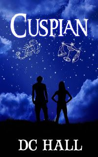 A Girl and Her Kindle: Cuspian by DC Hall Review