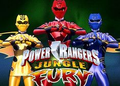 Power Rangers: Jungle Fury Tv | Power Rangers Jungle Fury sur les traces de Bioman