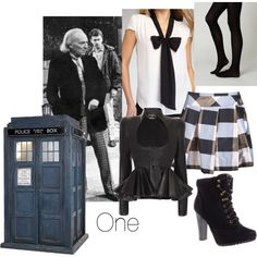 One, created by glorwen on Polyvore