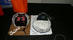 Jordan cake! Channel cake! By Wildy's creations!