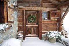 A Rustic Winter : Photo