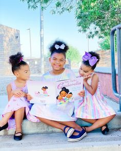 In this magical follow-up picture book to Ashley Franklin's and Ebony Glenn's celebrated fairy tale twist, Not Quite Snow White, princess Tameika becomes a big sister . . . to twins! Perfect for big sisters everywhere and for fans of Oona, Little Miss, Big Sis, and Sisters First. 📸 @the_stephen_3 Big Sisters, Better Together, Picture Books, Little Miss, Cool Pictures, Fairy Tales, Cinderella, Twins, Snow White