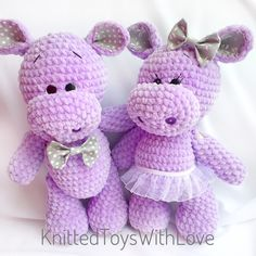 US$49.90 Plush toy hippo girl purple, hippo gifts, crochet animal hippopotamus, amigurumi hippo Zoo animal Cute Toy, hippo gifts, Baby Shower Gift