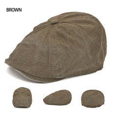 d8fd8791c69 High-quality Men Cotton Gatsby Eight Panel Newsboy Cap Cabbie Golf Flat  Beret Hat