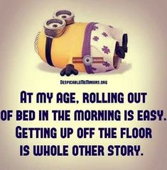 Sad, but true! Minion Jokes, Minions Quotes, Funny Minion, Minions Minions, Funny Cartoons, Funny Jokes, Hilarious, Funny Mems, Funny Relatable Quotes