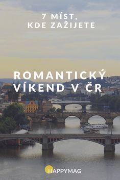 Kam na romantický víkend v ČR? Podívejte se na 7 romantických míst, kam vzít svou drahou polovičku.