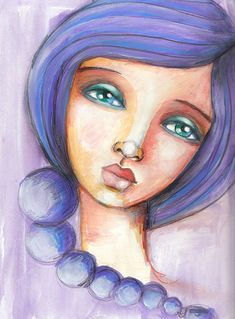 Fabulous Faces - Week 2 by Willowing