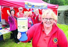 The Wantage and Grove Lions Club has raised £100,000 in the past 25 years of service.