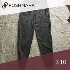 Men's joggers 🦋🦋 men's carbon joggers great shape. Soft and comfy 🦋🦋 carbon Pants Sweatpants & Joggers