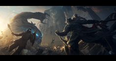 Elder Scrolls Online | Nord Battle