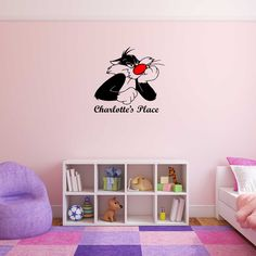Sylvester the Cat Wall Sticker