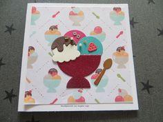 Tizzy Tuesday Challenge # 312  - Gutschein zum Eisessen für die große Tochter meiner Freundin