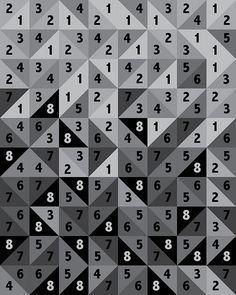Ombré HST Quilt Pattern – tutorial