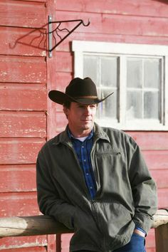Picture: Chris Potter in 'Heartland.' Pic is in a photo gallery for 'Heartland' featuring 20 pictures. Heartland Season 3, Heartland Episodes, Heartland Characters, Heartland Actors, Heartland Quotes, Heartland Ranch, Heartland Tv Show, Ty E Amy, Actor Picture