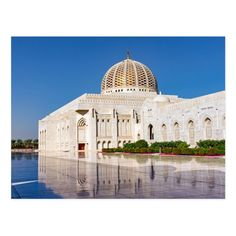 Ancient Greek Architecture, Ancient Buildings, Stairs Architecture, Islamic Architecture, Gothic Architecture, Muscat, Sultan Qaboos Grand Mosque, Dubai, Sultanate Of Oman