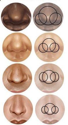 Con tan solo 6 pequeños pasos podemos en Cgcookie nos explican como dibujar varios tipos de nariz totalmente proporcionadas, en esta w...