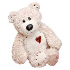 5cff36daa First & Main Tender Teddy Plush Toy - Cream, Panna Cream Doll Toys, Dolls