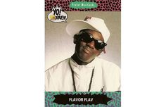 Gallery: The Complete Set of Yo! MTV Raps Trading Cards
