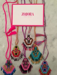 Java Zojora Necklaces - your must-have summer accessory