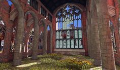 Church,The final scene was rendered in UDK.