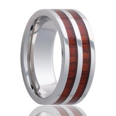 Stainless Steel Ring Dress Beveled Smooth Beveled Polished Flat Fit Band D 10