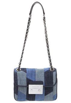 MICHAEL Michael Kors SLOAN  - Across body bag - multi blue £190.00 # #classic #ClothingSale