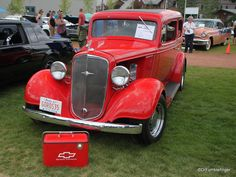 Rolling Sculpture Car Club Show, Canmore. Part II - pre1950s