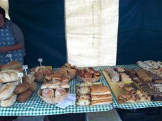 Farmer's market in Cheltenham