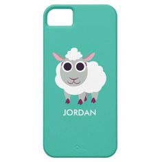 Lulu the Sheep. Regalos, Gifts. #carcasas #cases
