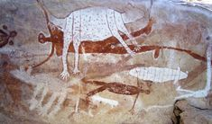 Australia is home to some of the oldest and most prolific collections of rock art in the world, and interpreting these ancient artworks provides valuable insights into our history. Aboriginal History, Aboriginal Culture, Aboriginal Art, Ancient Aliens, Ancient Art, Ancient History, Anthropologie, Art Ancien, Painted Rocks Kids