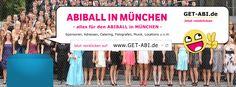 Abiball MÜNCHEN - Du planst einen Abiball in München oder der Münchener Umgebung? Dann bist Du auf dieser Seite genau richtig, wo Du sehr viele Adressen, Tipps & Infos zur Abi-Planung in München findest:  https://www.facebook.com/abiball.muenchen