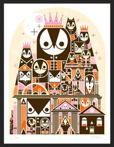 My Owl Barn: The Art of Don Pendelton