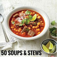 The perfect collection of recipes for a chilly winter day.