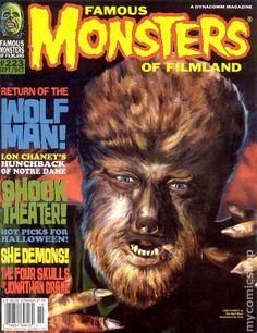 Famous Monsters of Filmland Magazine #223