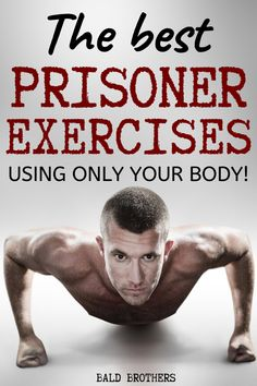 The best bodyweight exercises for small spaces that you can do anywhere on Earth! These bodyweight exercises will keep every man strong and fit! Bodyweight Workout For Mass, Gym Workout Tips, Fun Workouts, At Home Workouts, Mens Fitness Workouts, Workouts For Men, Calisthenics Workout Plan, Park Workout, Fitness Tips For Men