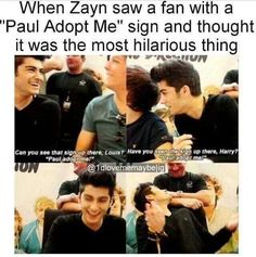 Zayn is such a cutiee^^You can do better than that how about: Beautiful, wondrously made human being, giant teddy bear with a bad boi shell, gift from above, angel, heart of gold.