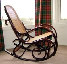 Cadeira em balanço
