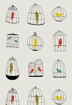 Black And White Bird Wallpaper Inspiration 70 Ideas Bird Tattoo Foot, Bird Tattoo Sleeves, Tiny Bird Tattoos, Phoenix Bird Tattoos, Black Bird Tattoo, Gravure Illustration, Bird Illustration, Illustrations, Concrete Bird Bath