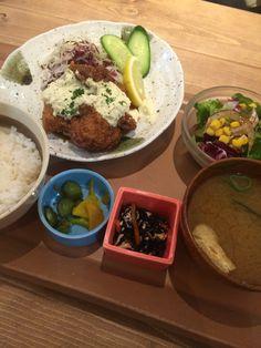 週替わりkawara和定食チキン南蛮2