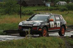 2008 Porsche Cayenne - Rallye Transsyberia