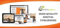 Actionpaper gives you Digital Publishing at a whole new level! www.actionpaper.net Content, Digital