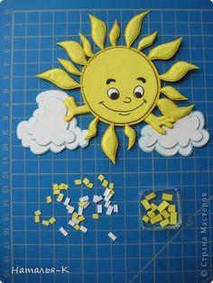 солнышко из потолочной плитки мастер-класс: 22 тыс изображений найдено в Яндекс.Картинках