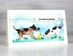 Penny Black Cards, Penny Black Stamps, Outline Images, Dog Cards, Black Families, Kind Words, Rescue Dogs, Real Life, Pup