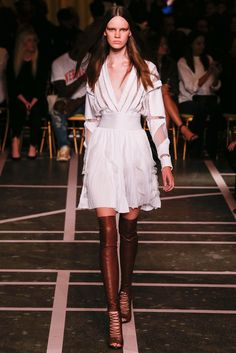 Givenchy RTW Spring/Summer 2015